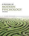 A History of Modern Psychology by C. James Goodwin (Paperback, 2014)