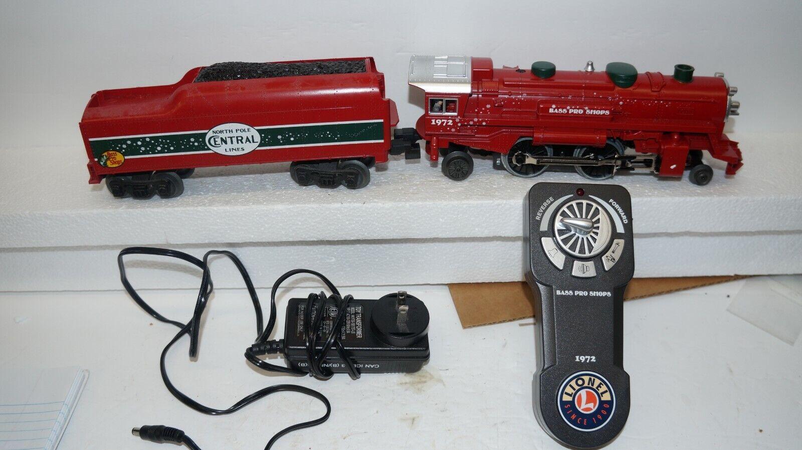 1972 BASS PRO negozio 242 rosso Engine e tenera  Contoller e trasformatore