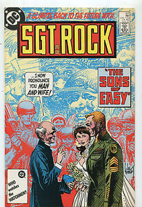 Sgt-Rock-417-NM-The-Sons-Of-Easy-DC-Comics-CBX200