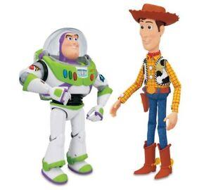 Toy Story - Woody et Buzz - Figures parlantes - Précision détaillée - Over_sell 7426823474713