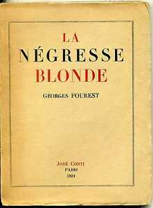 La-negresse-blonde-Georges-Fourest