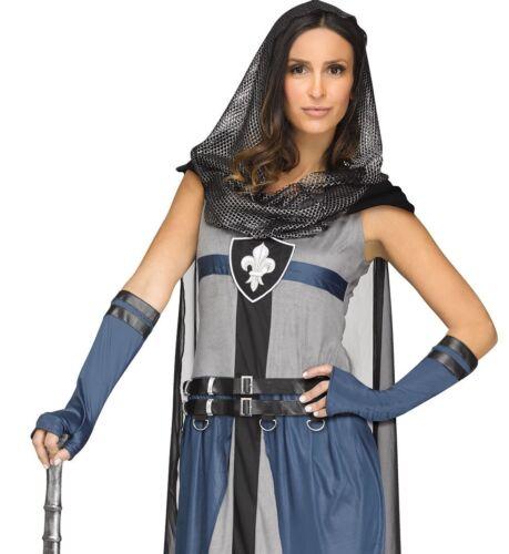 Lady Lionheart Womens Adult Medieval Knight Renaissance King Richard S//M M//L