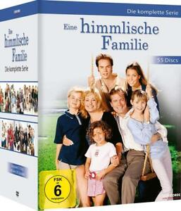 55-DVDs-EINE-HIMMLISCHE-FAMILIE-DIE-KOMPLETTE-SERIE-IN-EINER-BOX-NEU-OVP