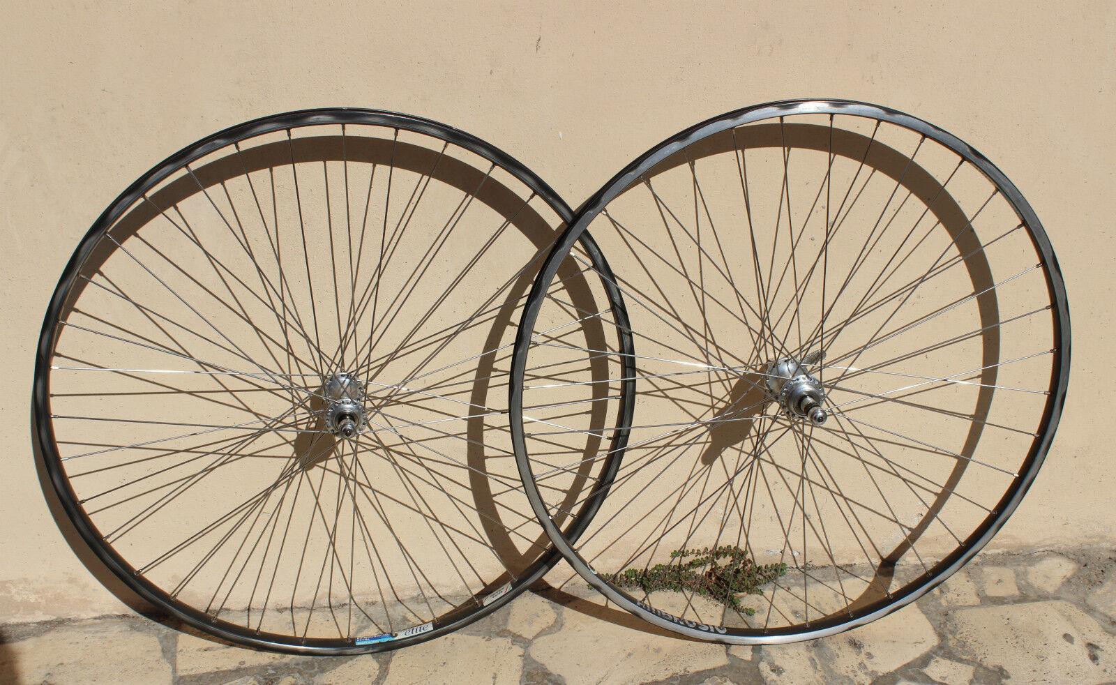Ruote da strada AMBROSIO hubs for road wheels CAMPAGNOLO CHORUS