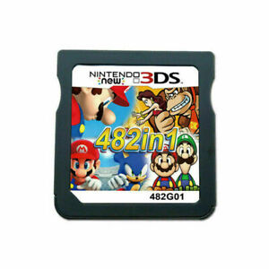 NEW-482-in-1-Video-Games-Cartridge-Cards-For-DS-NDS-2DS-3DS-NDSI-NDSL-FAST