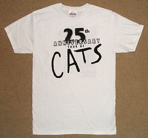 cats 25th anniversary