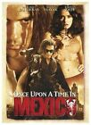 Once Upon a Time in Mexico 0043396087170 With Johnny Depp DVD Region 1
