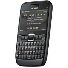 Original Nokia E63 QWERTY Keypad | 3G | Camera Unlocked Mobile Phone | Black