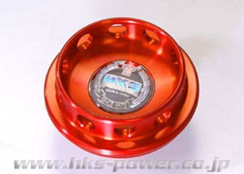 HKS 24003-AN001 Oil Filler Cap fits Nissan R32 R33 R34 S13 S14 S15 B13 N14