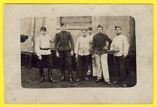 cpa CARTE PHOTO Soldats du 20e Régiment Militaires Uniformes
