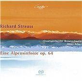 Richard-Strauss-Eine-Alpensinfonie-Op-64-Super-Audio-CD-CD-Jun-2007