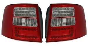 LIGHTS-REAR-RED-LED-RED-CRISTAL-AUDI-A6-FRONT-C5-1998-2005-1-9-2-0-2-4-2-5