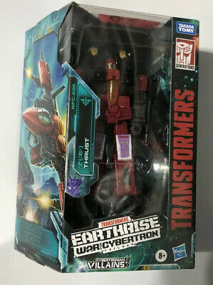 Transformers Earthrise Thrust WFC War For Cybertron Target Exclusive