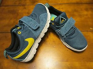 605aa9510483 Nike Men s SB Trainerendor Night Factor varsity Maize Size 4