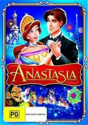 1 of 1 - PRINCESS ANASTASIA : NEW DVD