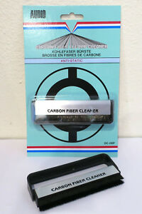 Anti-Static-Carbon-Fibre-Record-Cleaning-Brush-Vinyl-Cleaner-Dust-Removal-NEW