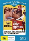 The Great Impostor (DVD, 2016)