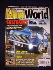 Mini World - Miniworld  # February 2003 - 1380 stage 3 - Yamaha R1 -