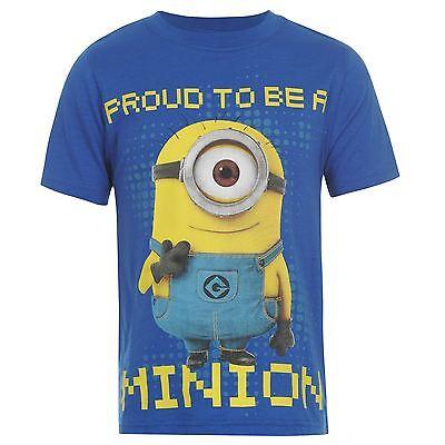 Minions Despicable Me langarm T-Shirt