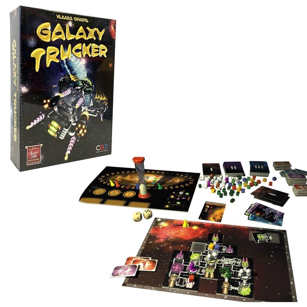 Galaxy Trucker - Gioco da Tavolo Strategia