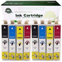 8pk Ink T0691 T0692 T0693 T0694 For Epson T069 69 069 Nx100 Stylus Cx5000 Cx6000