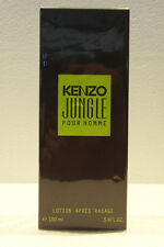 KENZO JUNGLE POUR HOMME AFTER SHAVE 100ML 3.4FL.OZ RARE