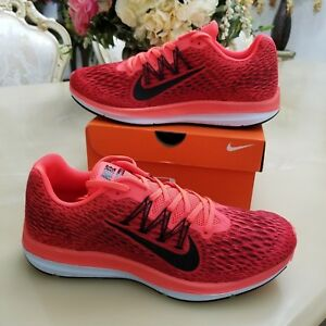 165081479479 Nike Zoom Winflo 5 Men s Running Shoes Size 10 Bright Crimson Style ...