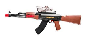 Villa Giocattoli 8030 Gioco Fucile M47 Gel Target Shot Gun