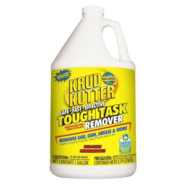 Krud Kutter Multi Purpose Cleaner Tough Task Remover 1 Gallon Liquid Fabric Home