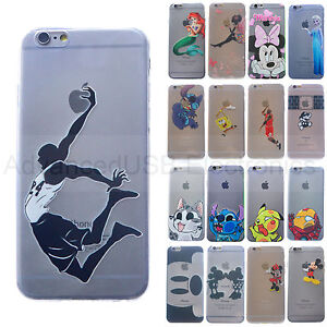 coque iphone 6 silicone motif original