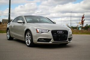 2013 Audi A5 / Premium Package NO ACCIDENTS