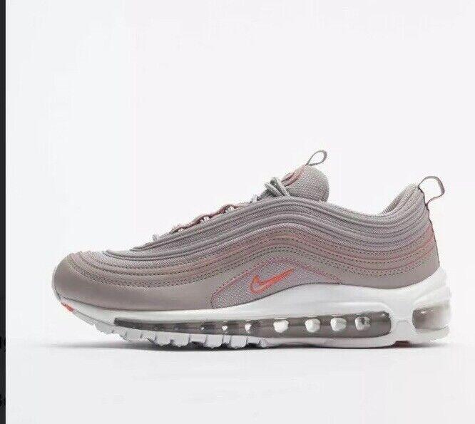 Nike 9 UK Größe Crimson grau Atmosphere Se 97 Max Air PR