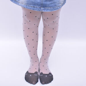 891dc32f68d Image is loading Kids-Baby-Girl-Tights-Cotton-Lace-Children-Stocks-