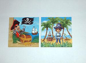 Details zu Piraten Bilder, Schatztruhe,Wand Bilder, Wand Deko \