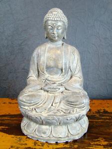 Medizin-BUDDHA-Stein-China-Skulptur-Statue-Asiatika-hh0bud7