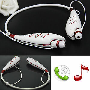 Noise Cancelling Bluetooth Headset In Ear Earphones A2dp Stereo