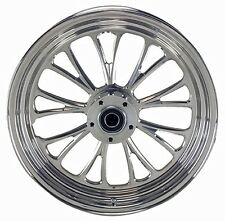 MANHATTAN REAR BILLET WHEEL 16 X 3.5 HARLEY 08-15 SOFTAIL FLST FLSTC HERITAGE