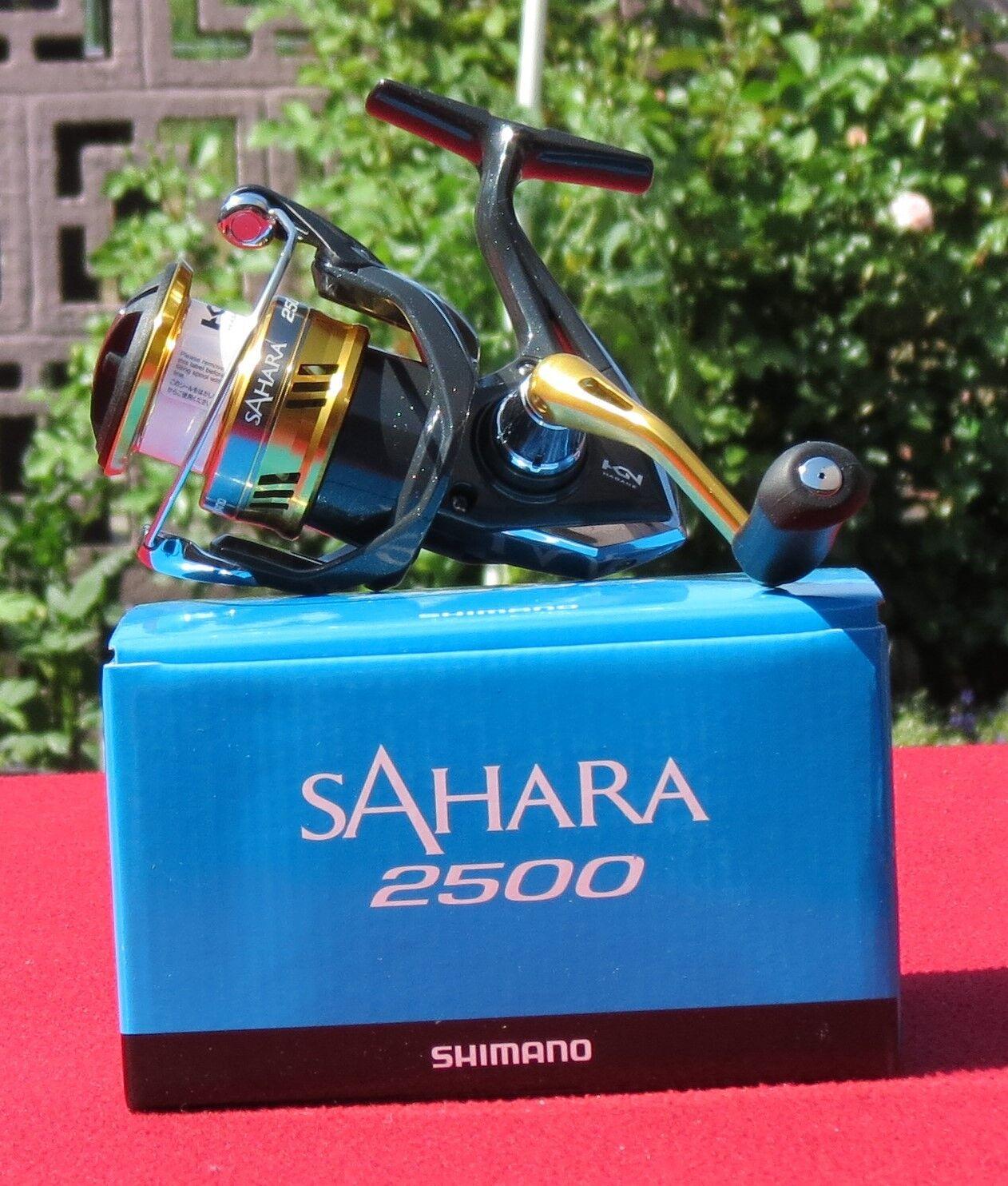 Moulinet shimano shimano shimano sahara 2500 fd 56566d