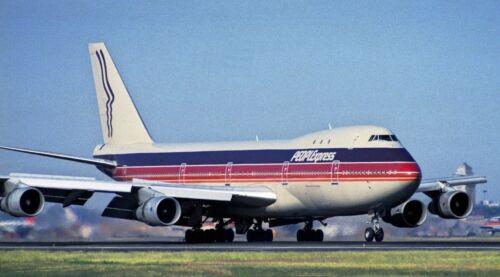 Jfox Jf7471002 1/200 Peoplexpress Boeing 747-100 N603pe