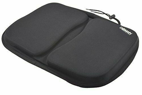 Mountain and Road Bike Stationary Seat Cushion Covers Adult Soft Comfy Bike Seat Cover Men/'s and Women/'s Spin and Exercise Bike Seat Cover Gel Padded Premium Bike Accessories for Comfort Cycling.