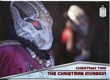 Doctor Who 2015 Christmas Time Chase Card CT-1 The Christmas Invasion