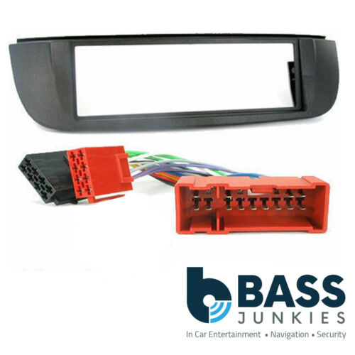 FP-22-07 For Nissan Almera Tino 01-04 Car Stereo Fascia ISO Aerial Fitting Kit