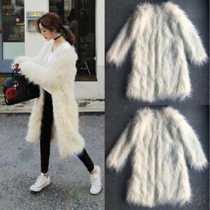women/'s occident  lamb coat fur winter jacket hooded solid coat winter thicken