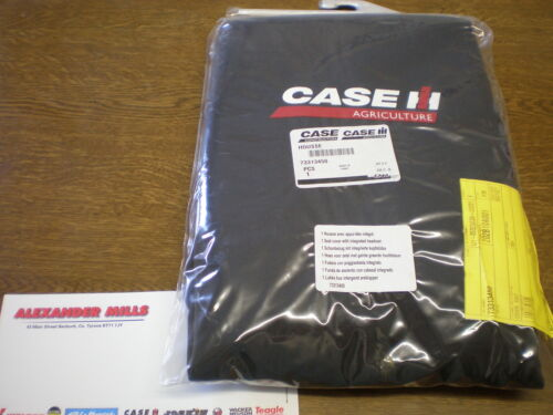 Case IH Tractor GENUINE Seat Cover With Logo 1 Piece Case IH Tractors 73313450