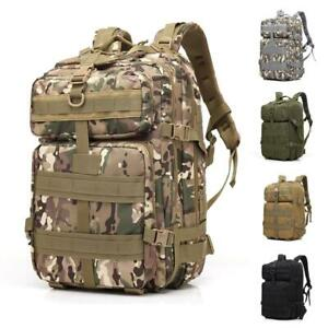 45L-Neutral-Military-Tactical-Climbing-Camping-Backpack-Hiking-Shoulders-Bag