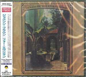 JACKSON-BROWNE-FOR-EVERYMAN-JAPAN-CD-C68