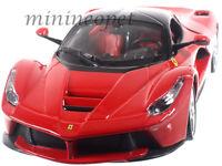 Bburago 18-26001 Ferrari Laferrari F70 Hybird Enzo 1/24 Diecast Car Red