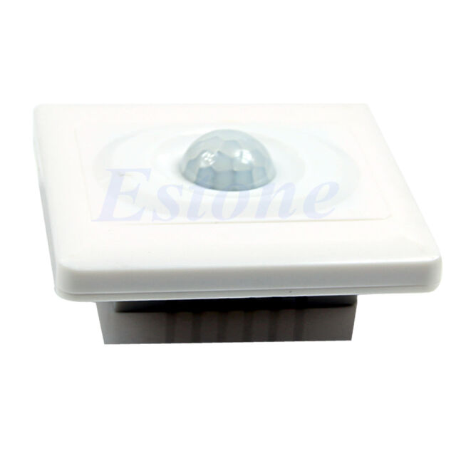 New 1pc Infrared PIR Switch Module Body Motion Sensor For Auto On Off LED Lights