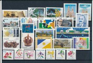 D066425-Brazil-Nice-selection-of-MNH-stamps