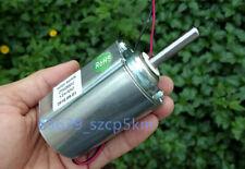 Dc12v Silent Motor Dc Motors For Wind Turbines Generator Ball Bearings